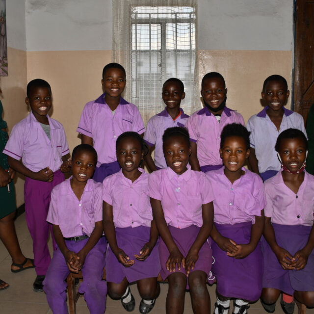 St. Moses Campus Grades 1 through 7